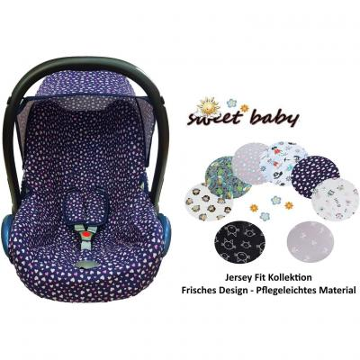 Sweet Baby  100% JERSEY FIT  Set completo Hoody + Fodera + Imbracatura Protezione