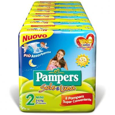 Pampers Sole