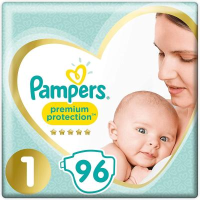 Pampers Premium Protection 81